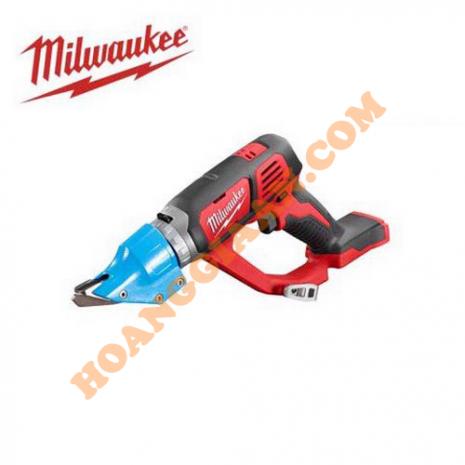 Máy cắt kim loại dùng pin 18V Milwaukee M18 BMS20-0 (Không kèm pin & sạc)