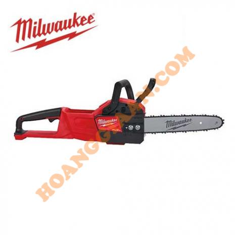 Máy cưa xích dùng pin 18V Milwaukee M18 FCHSC-0G0 (Không kèm pin & sạc)