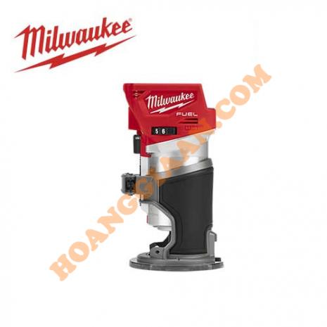Máy phay dùng pin 18V Milwaukee M18 FTR-0X0 (Không kèm pin & sạc)