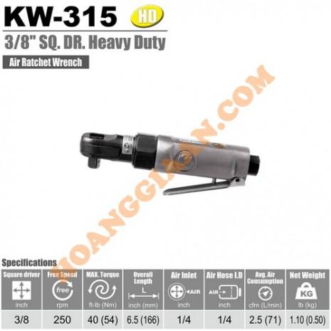 "Cần xiết hơi 3/8"" KUANI KW-315"