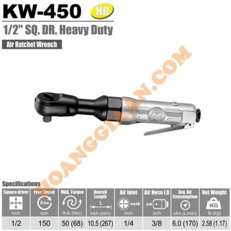 "Cần xiết hơi 1/2"" Kuani KW-450"