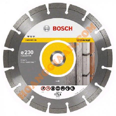 Đĩa cắt khô 105x16/20x1.6mm Bosch 2 608 603 726