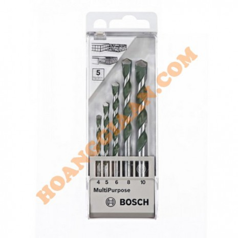 Mũi khoan đa năng bộ 5 mũi Bosch 2 608 680 798